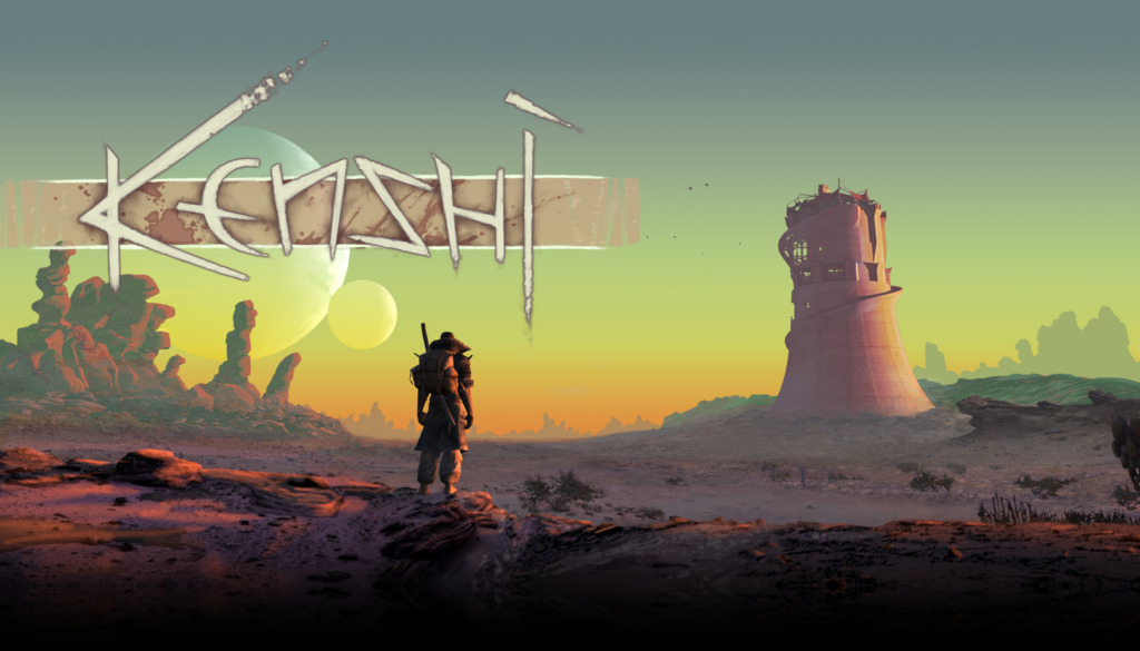 Kenshi Review Cover Art