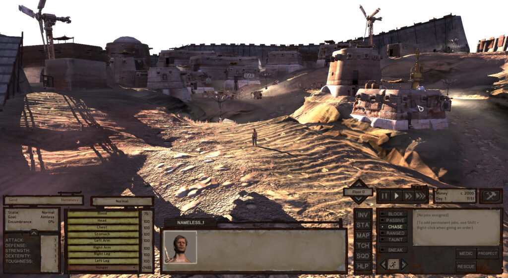 Kenshi Review Gameplay