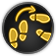 Battle Brothers Footwork Perk Icon