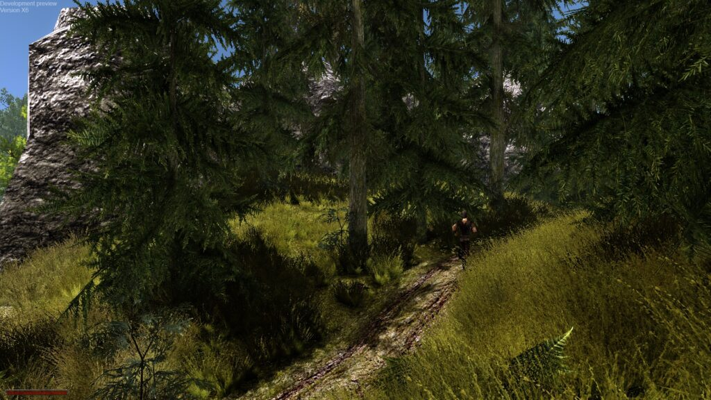 Gothic 2 Renderer and Lhiver Mod