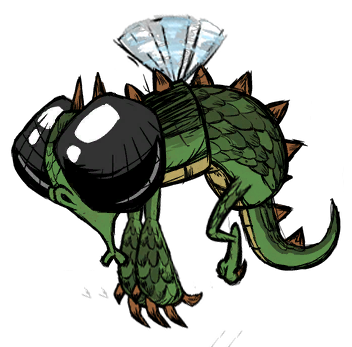 The Dragonfly in Don't Starve Together