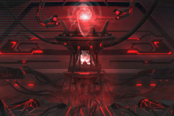 Picking a Dangerous Technology might lead to the rise of the Contingency in Stellaris